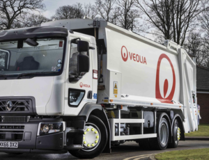 Veolia UK | Data to drive recycling rates Stafford council
