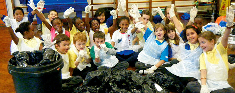 veolia birmingham Waste Awareness and Education