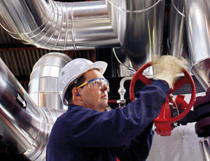 Veolia cogeneration (CHP) for business