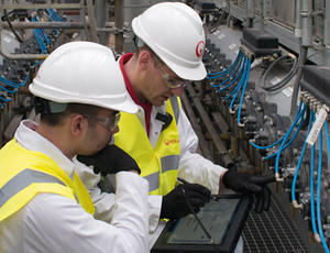 Veolia cogeneration (CHP) inspection, request a CPD supporting image