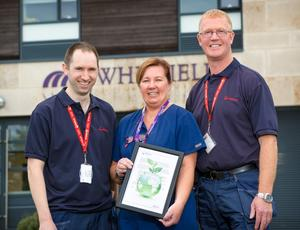 Whitfield clinic set to save a further 220 tonnes of CO2, thanks to ISO50001 status