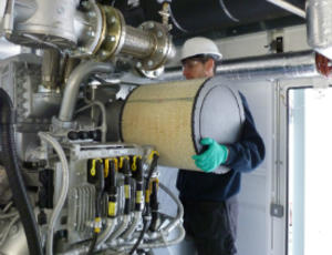 Veolia UK | Southern Water cogeneration / CHP release header