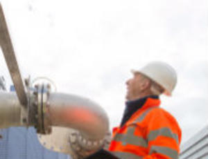 Making Scottish Water Energy Self Sufficient | Veolia CHP