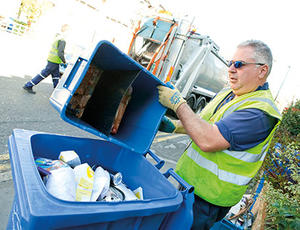 veolia hampshire Kerbside Recycling