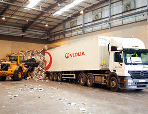 veolia hampshire Waste Management