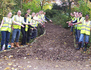 veolia hampshire Volunteering