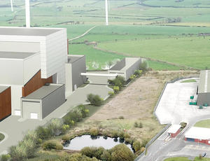 Veolia UK | Heysham development
