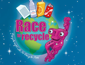 veolia tower hamlets 'Race to Recycle' Competition