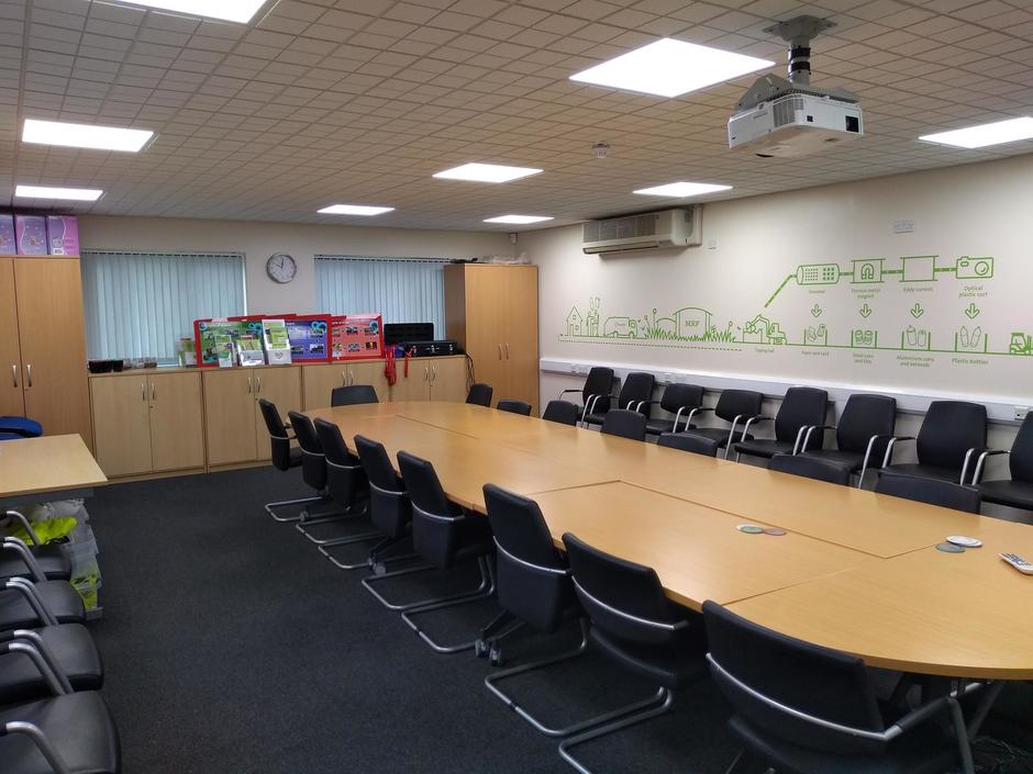 Meeting Room at the MRF
