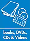 Recycling books, CDs, DVDs and videos