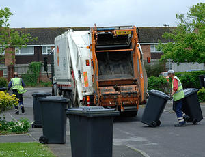 Veolia shropshire Kerbside Collections