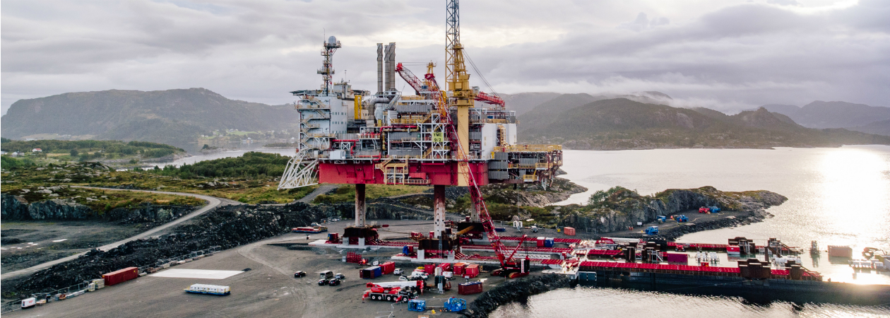 Offshore Decommissioning, Demolition & Recycling | Veolia UK
