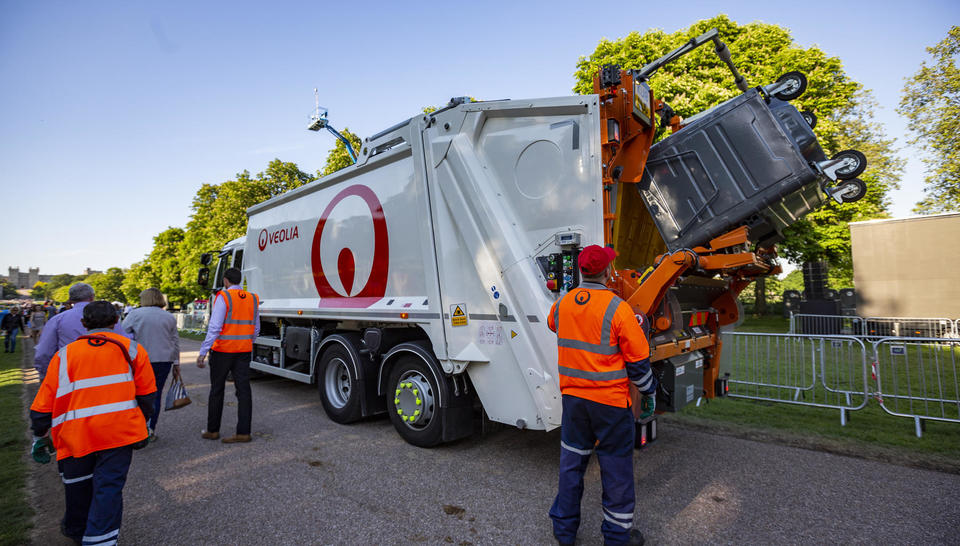 Veolia UK | Commercial Waste Collection