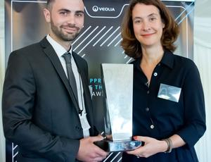 Veolia UK | Apprentice of the Year Awards 2017