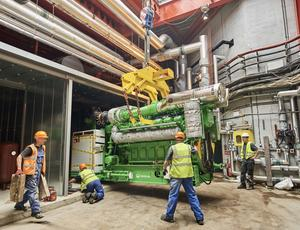 Veolia UK | University of East Anglia CHP