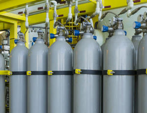 Veolia UK | Pressurised cylinder and gas cylinder recycling service