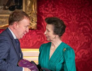 Veolia UK _ Respect at work campaign wins Princess Royal Training Award