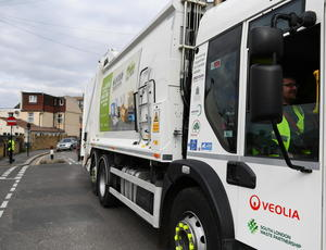 Veolia UK _ Veoila contract delivers top recycling performance for south London boroughs