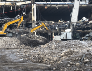 Veolia UK _ Demolition