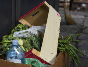 Don't get left behind when it comes to food waste