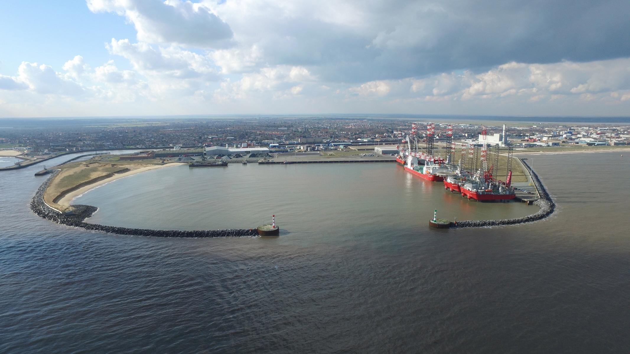 Veolia UK | Great Yarmouth decommissioning facility main image
