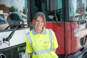 Apprenticeship available in Veolia UK's Fleet Technical Academy