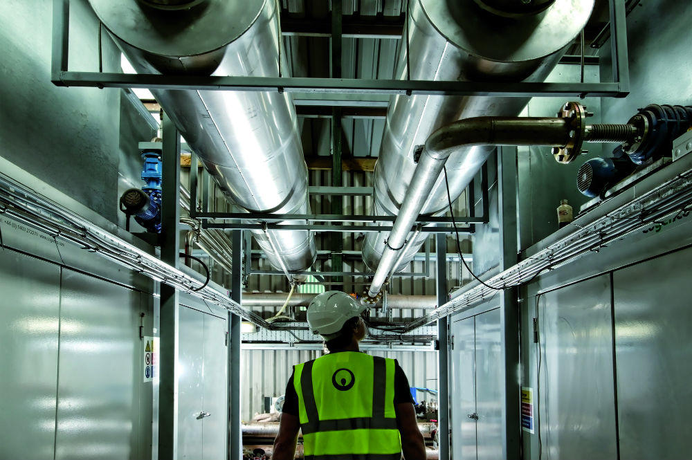 Veolia UK converts food waste to energy using Biogas CHP