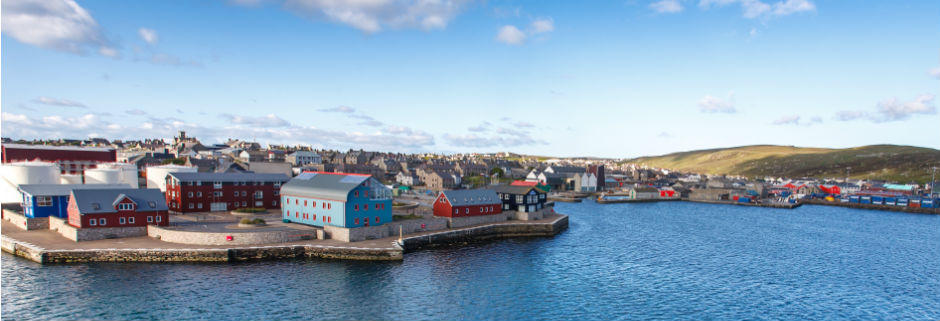 Lerwick Harbour | Make a difference community fund