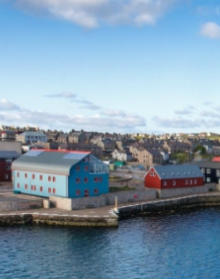 Veolia UK | Veolia & Peterson Shetland fund