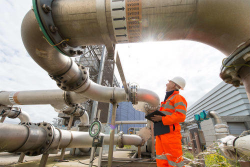 Monitoring equipment as Veolia help Scottish Water become energy self sufficient | Veolia UK