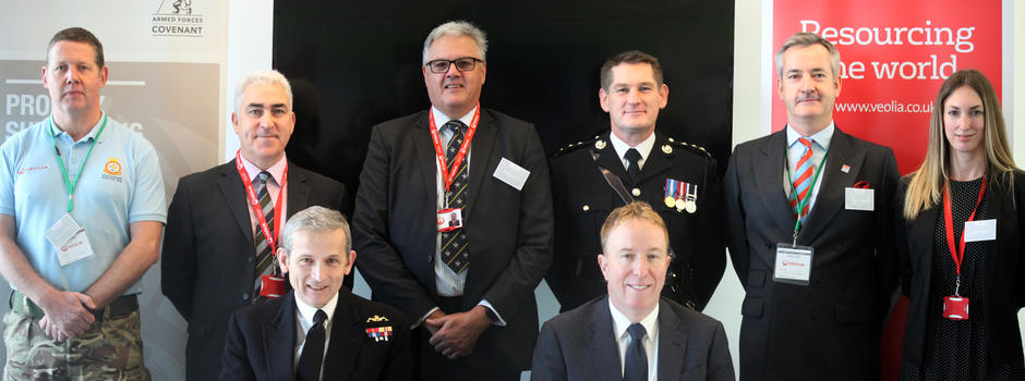 Veolia UK _ Armed forces covenant 2