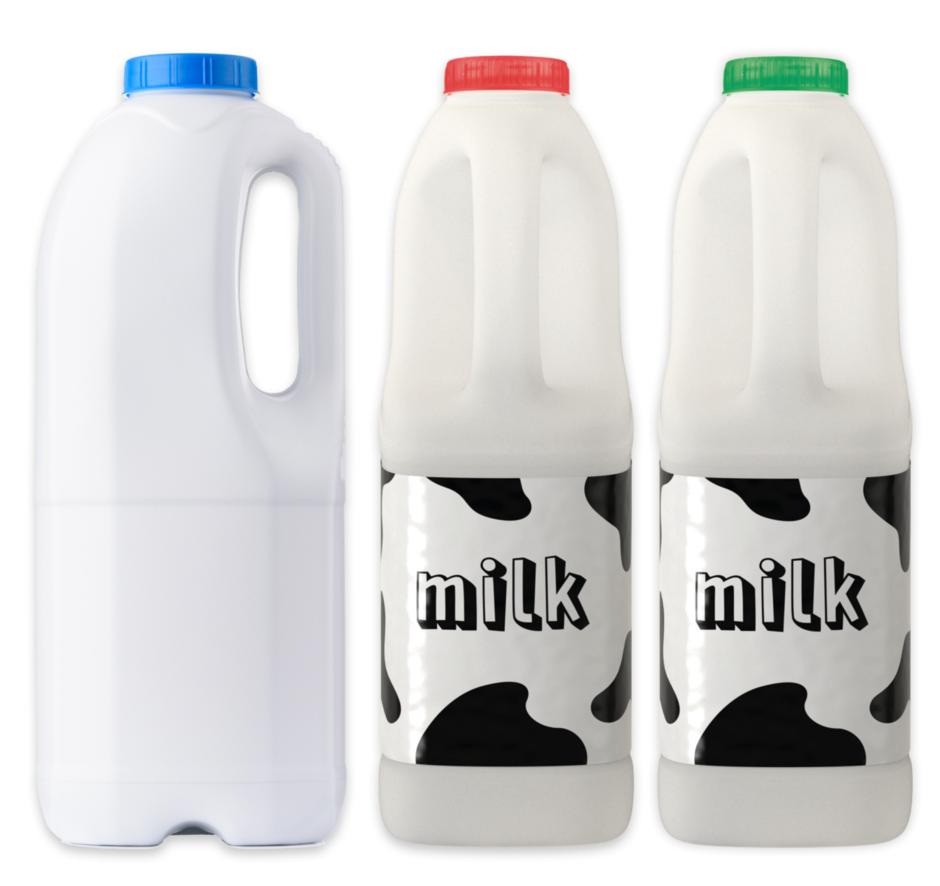 Veolia UK _ Procycle Milk Bottles