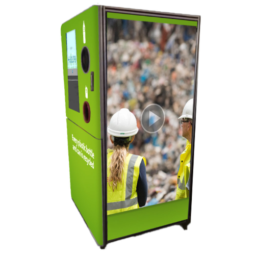 Veolia UK _ Reverse Vending Machines RVM 500