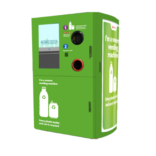 Veolia UK _ Reverse Vending Machines RVM 350