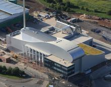 Veolia UK | Battlefield Energy Recovery Facility (ERF)