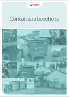 Veolia UK | Containers Brochure