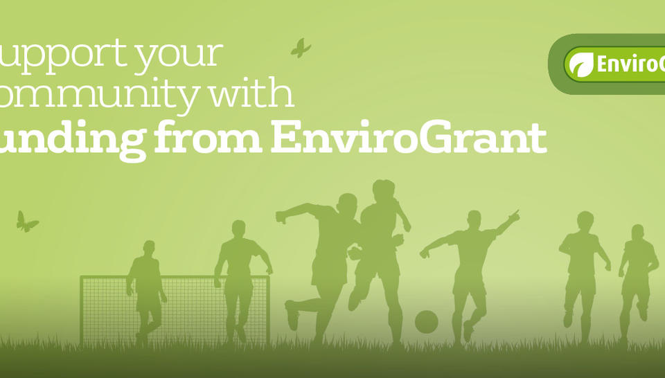 Staffordshire EnviroGrant header