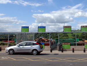 veolia shropshire Household Recycling Centres