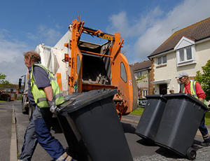 veolia southwark Refuse Collection